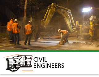 Visit PJH Civil Engineers